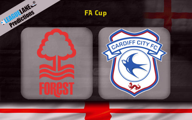 Nottingham Forest vs Cardiff City FA Cup Prediction by LeagueLane
